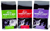 3 Varieties of World's Best Cat Litter