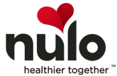 Logo for Nulo healthier pet food